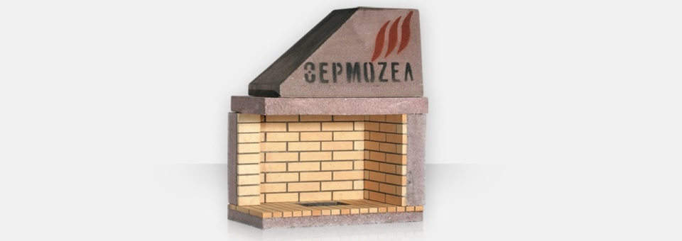 Thermozel Cement & Firebrick Two Sided