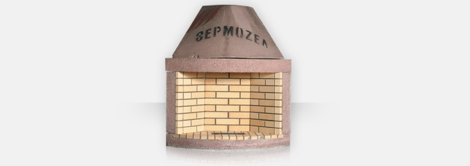 Thermozel Cement & Firebrick Rounded
